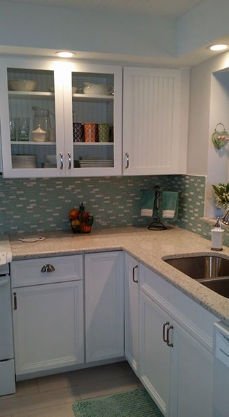 Cabinets from Agler Kitchen, Bath & Floors in Jensen Beach, FL