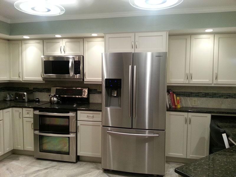 Kitchen remodel from Agler Kitchen, Bath & Floors in Jensen Beach, FL