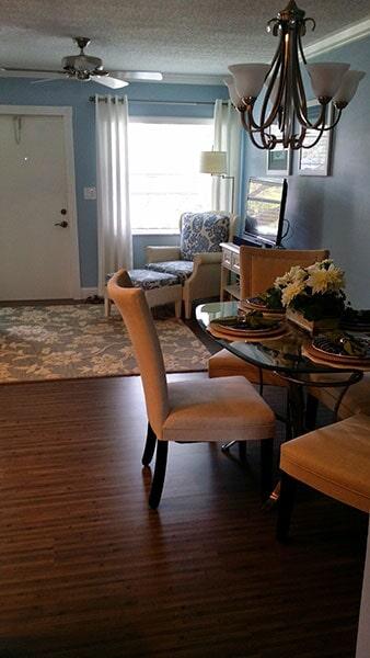 Hardwood flooring from Agler Kitchen, Bath & Floors in Fort Pierce, FL