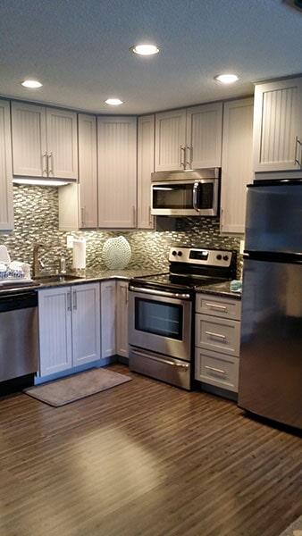 Hardwood flooring from Agler Kitchen, Bath & Floors in Port Saint Lucie, FL