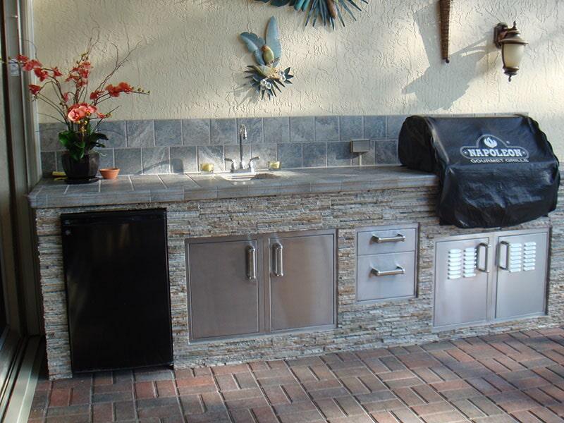 Stone tile from Agler Kitchen, Bath & Floors in Jensen Beach, FL