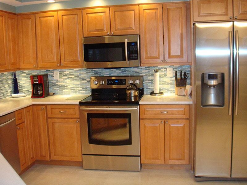 Kitchen remodel from Agler Kitchen, Bath & Floors in Stuart, FL