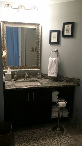 Bathroom remodel from Agler Kitchen, Bath & Floors in Fort Pierce, FL