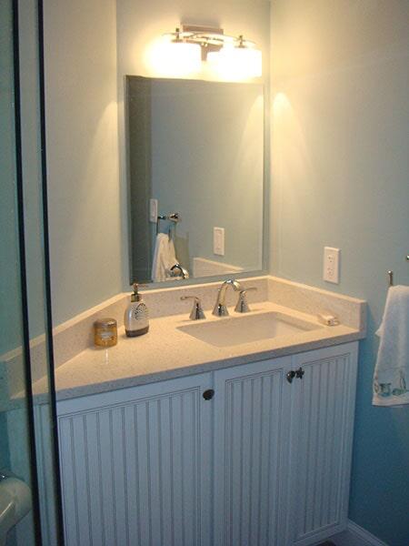 Bathroom remodel from Agler Kitchen, Bath & Floors in Port Saint Lucie, FL