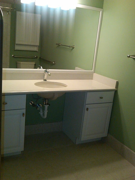 Countertop from Agler Kitchen, Bath & Floors in Jensen Beach, FL