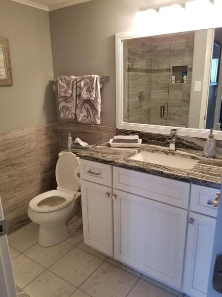 Tile flooring from Agler Kitchen, Bath & Floors in Stuart, FL