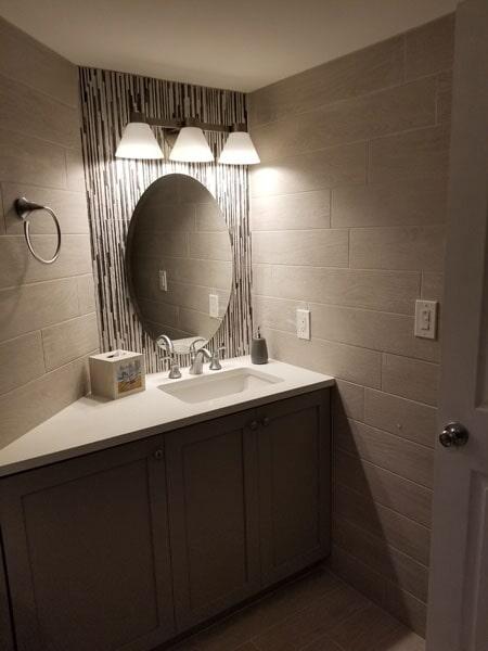 Bathroom tile from Agler Kitchen, Bath & Floors in Fort Pierce, FL