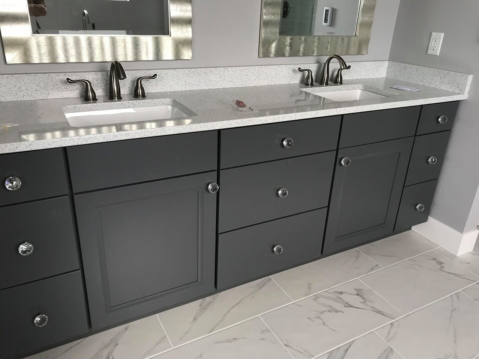 Custom cabinetry from Fishsticks Millwork in Waterloo, IA