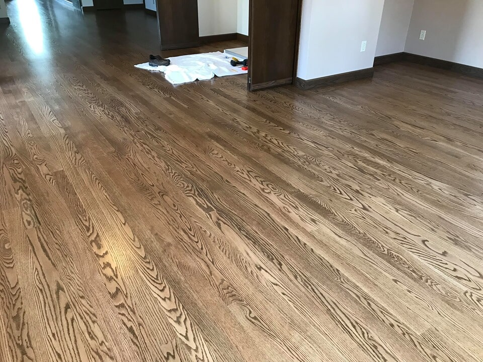 Hardwood flooring from Fishsticks Millwork in Cedar Falls, IA
