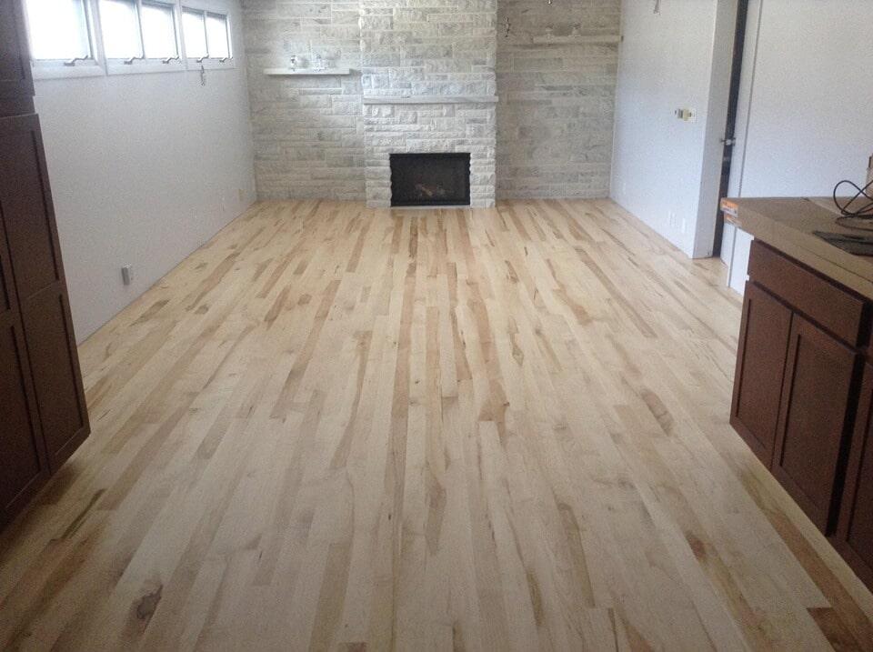 Luxury vinyl plank flooring from Fishsticks Millwork in Cedar Valley, IA