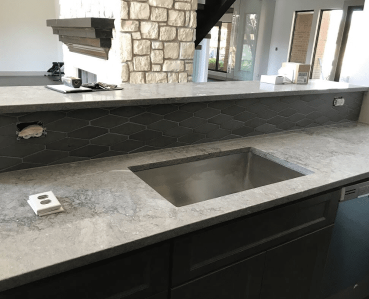 Countertop from SJ FloorSolutions LLC in Carrollton, TX