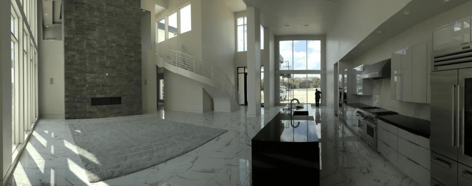 Tile floors from SJ FloorSolutions LLC in Tyler, TX