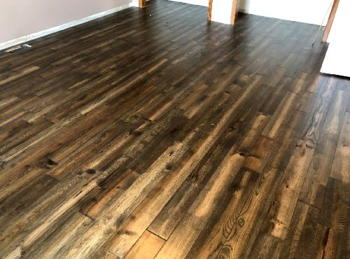 Modern hardwood flooring in Crest Hill, IL from Marchio Tile & Carpet Inc.
