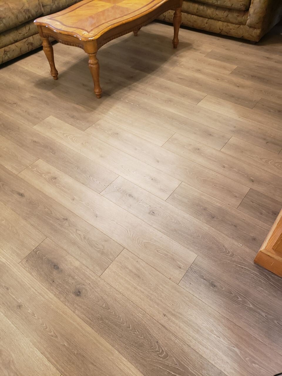 Light tone hardwood flooring in Lebanon, TN from Absolute Flooring Inc