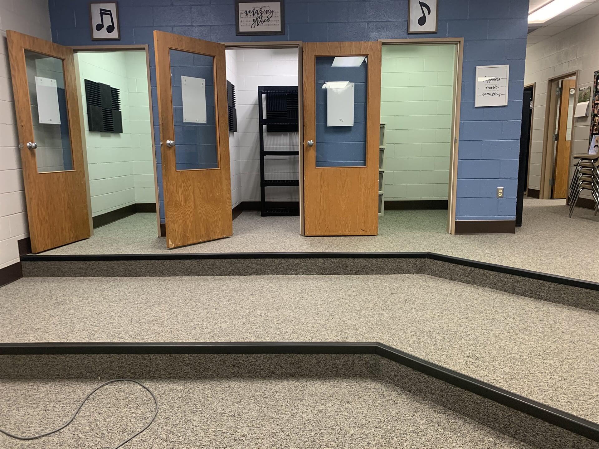 School flooring installation in Mt. Juliet, TN from Absolute Flooring Inc