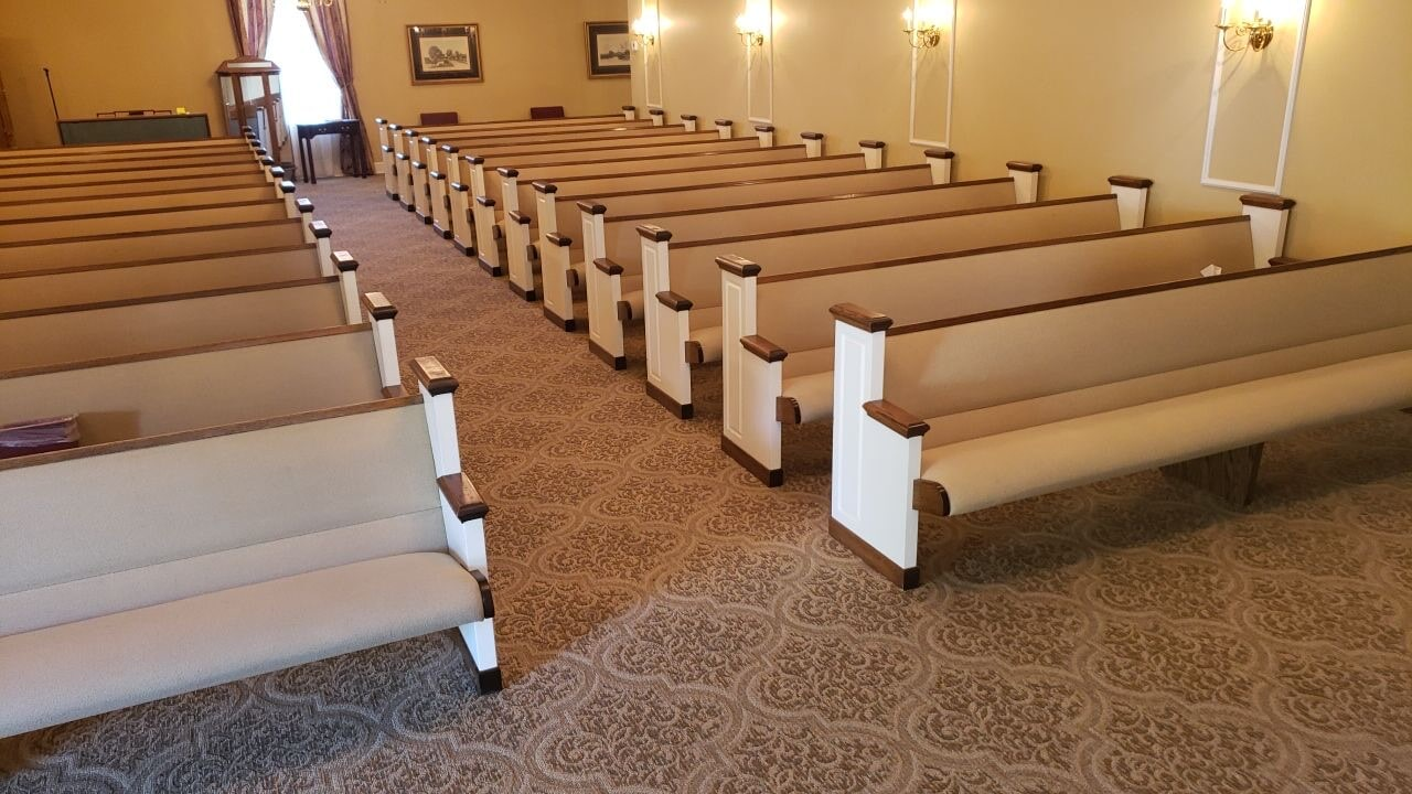 Commercial carpet installation in Hendersonville, TN from Absolute Flooring Inc