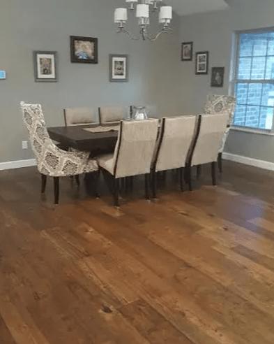 Hardwood flooring from LAACK FLOORING INNOVATIONS in Vandalia, IL