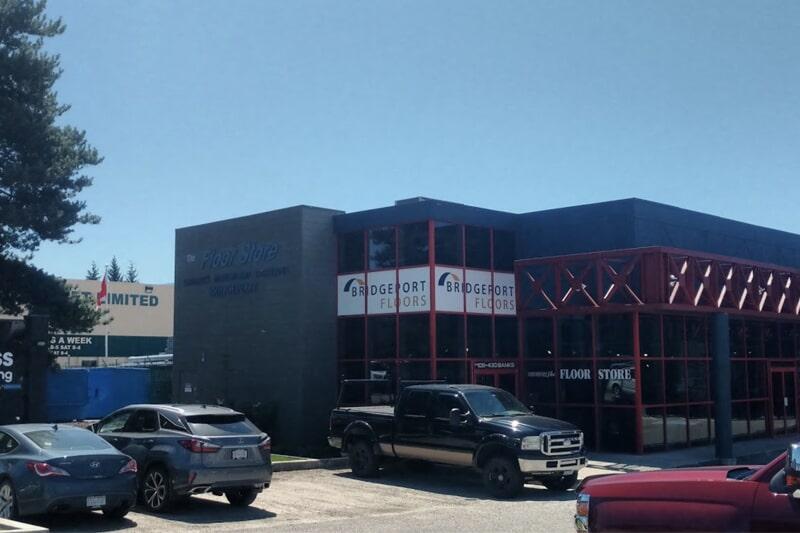 Visit Bridgeport Floors in Kelowna, BC today!