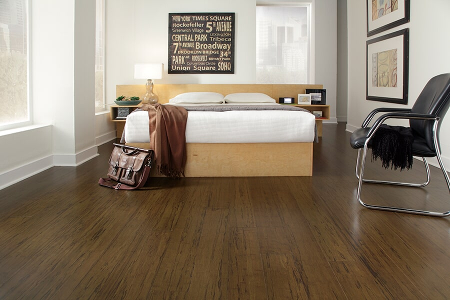 The Winterport, ME area's best hardwood flooring store is Dickel Flooring