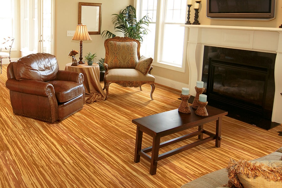 Contemporary wood flooring in Bangor, ME from Dickel Flooring