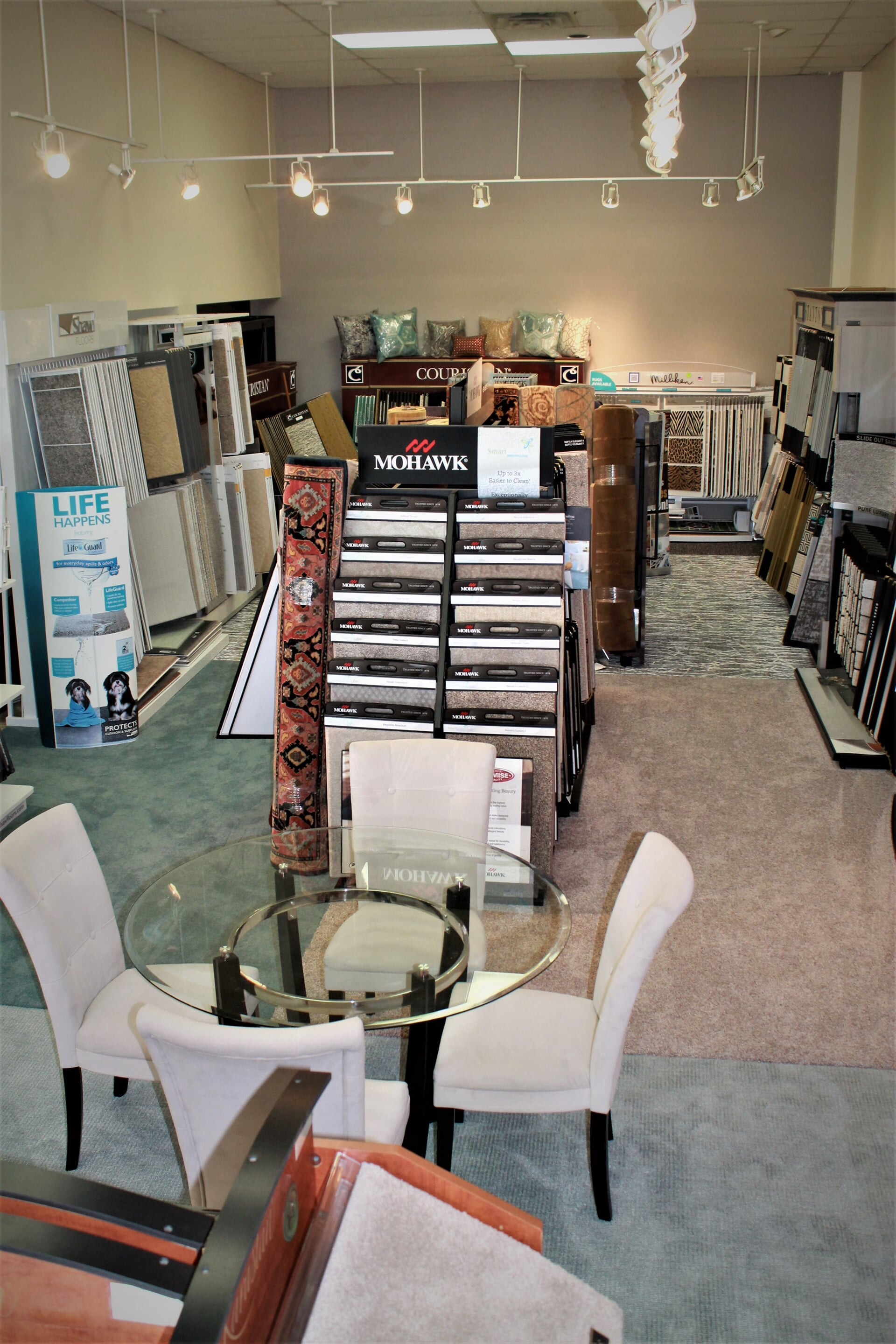 Mohawk carpet for your Jacksonville, FL home from Carpet Image Services Inc.