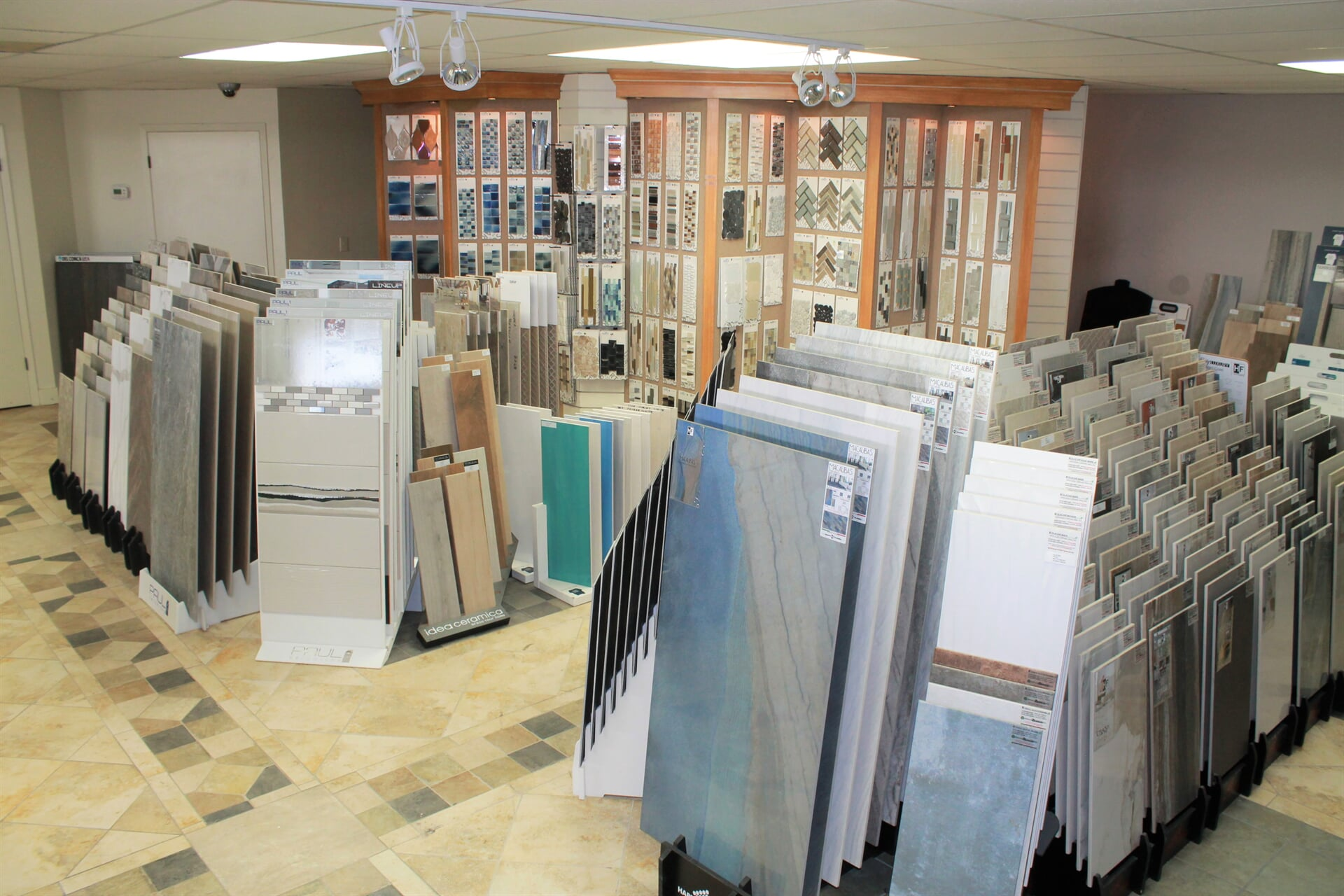 Stone flooring for your Jacksonville, FL home from Carpet Image Services Inc.