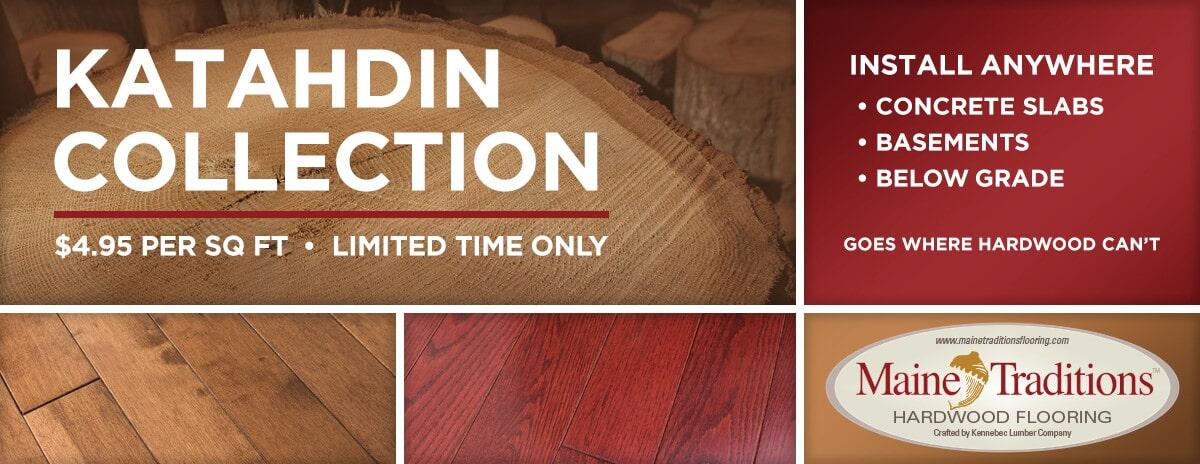 Maine Traditions Hardwood Flooring In, Maine Wood Flooring