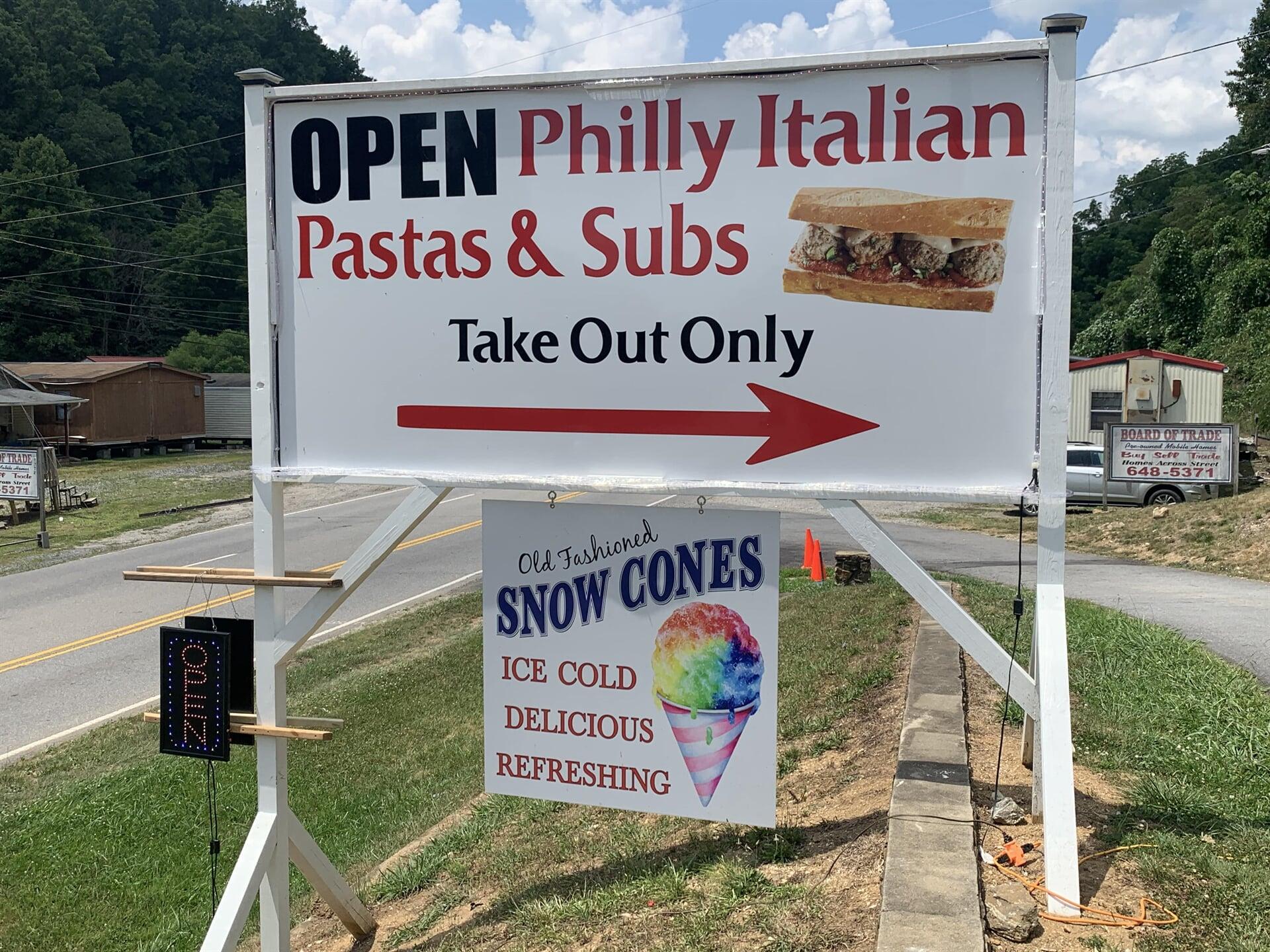 Pasta, South Philly Italian Pastas & Subs