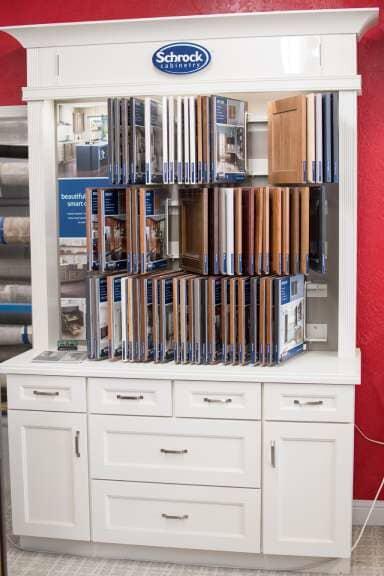 Shrock cabinets 1