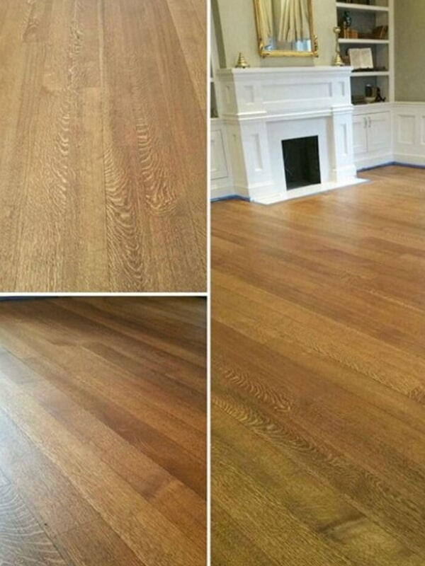 Natural wood flooring in Mandeville, LA from Ron-Del Flooring Services Inc.