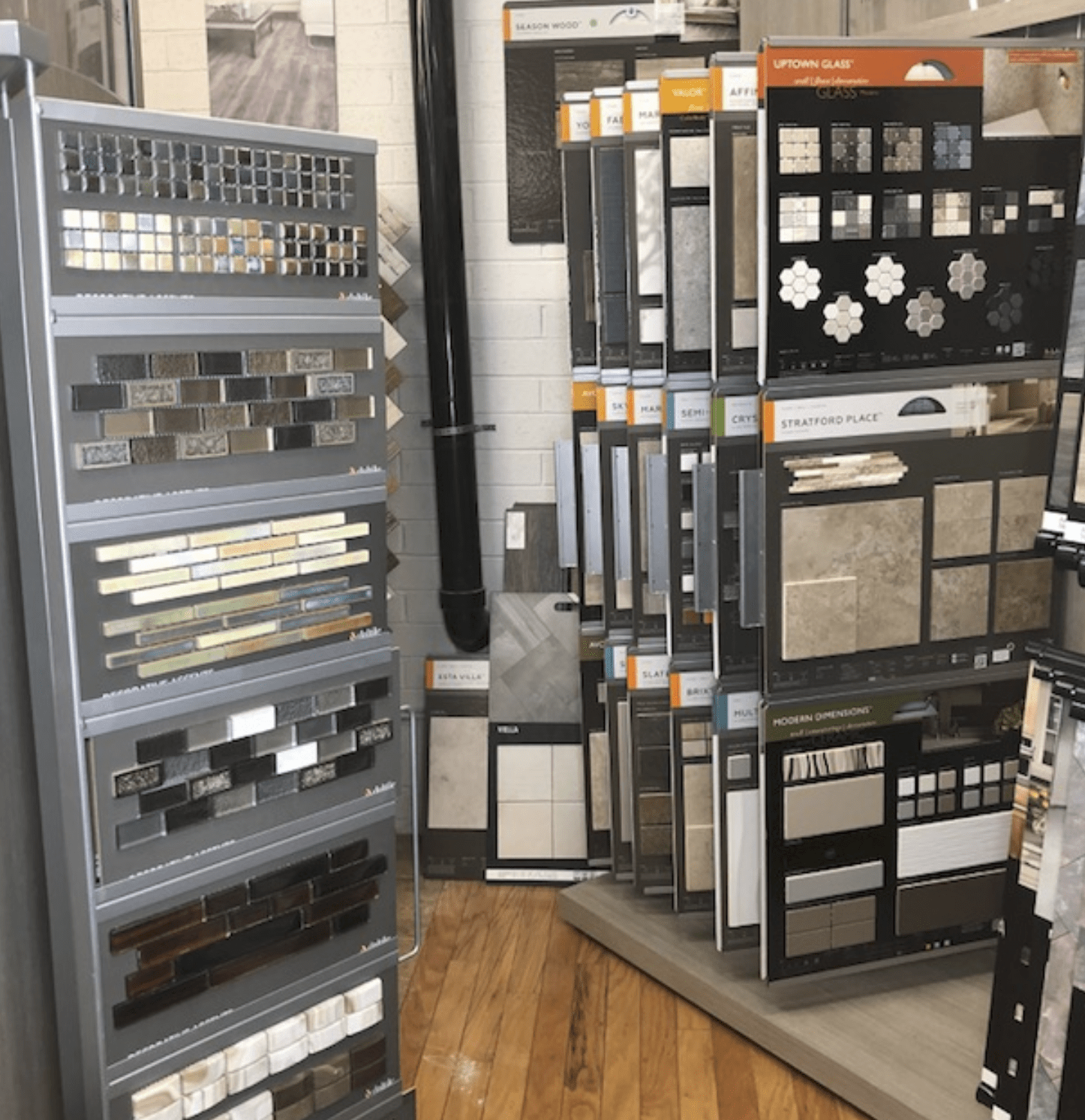 Accent tiles for your Buena Park, CA home from Anaheim Carpet and Flooring