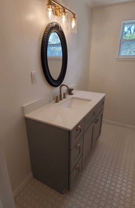 Bathroom remodeling in Starke, FL from KLC Floors