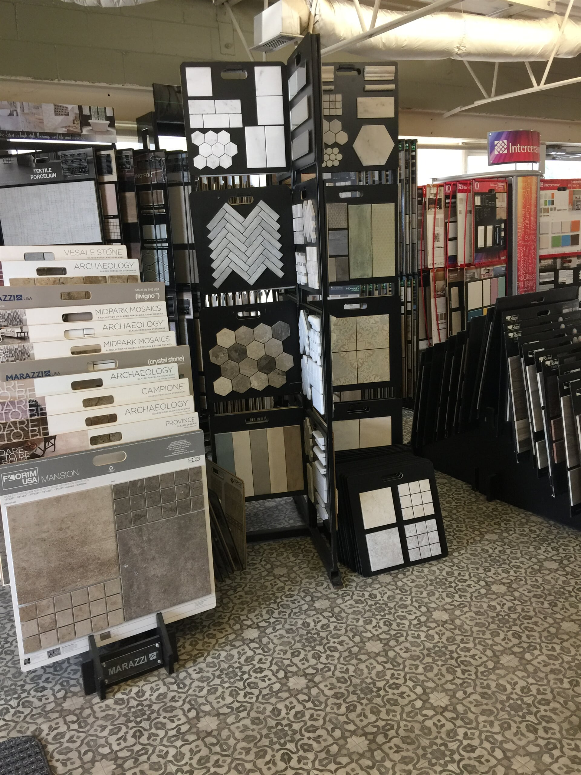 Tile flooring options for your Norcross, GA home from Earl Smith Flooring