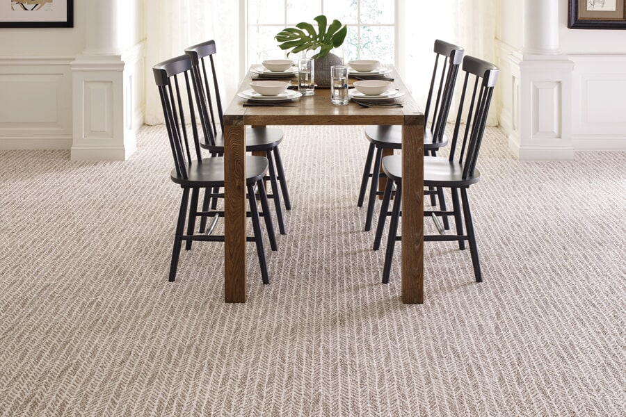 Beautiful textured carpet in Kirkland, WA from Haight Carpet & Interiors