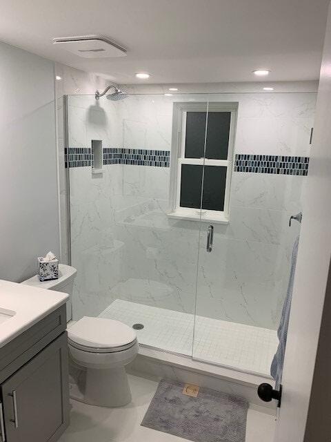 Shower tiles from Agler Kitchen, Bath & Floors in Stuart, FL