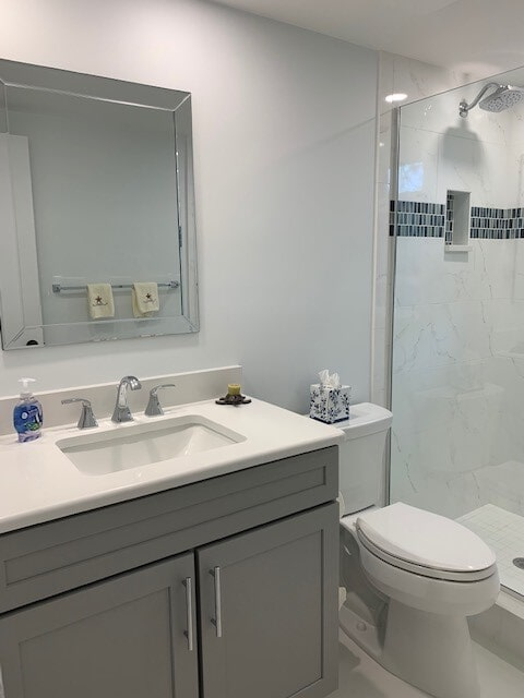 Bathroom tiles from Agler Kitchen, Bath & Floors in Jensen Beach, FL