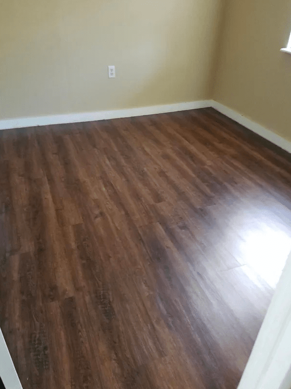 Modern flooring installation in Buena Ventura Lakes, FL from The Carpet and Tile Center Inc.