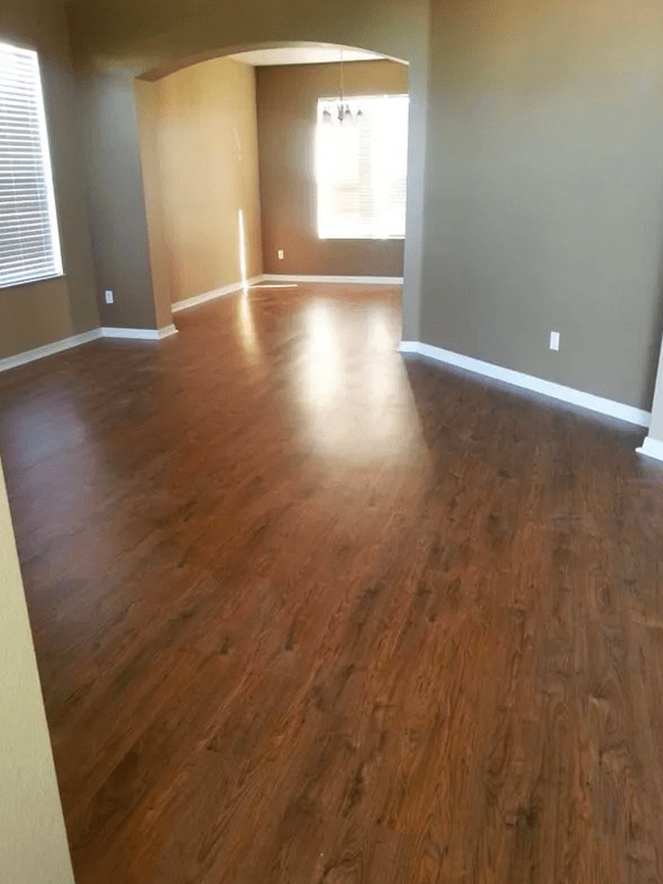 Modern wood floors in Buena Ventura Lakes, FL from The Carpet and Tile Center Inc.