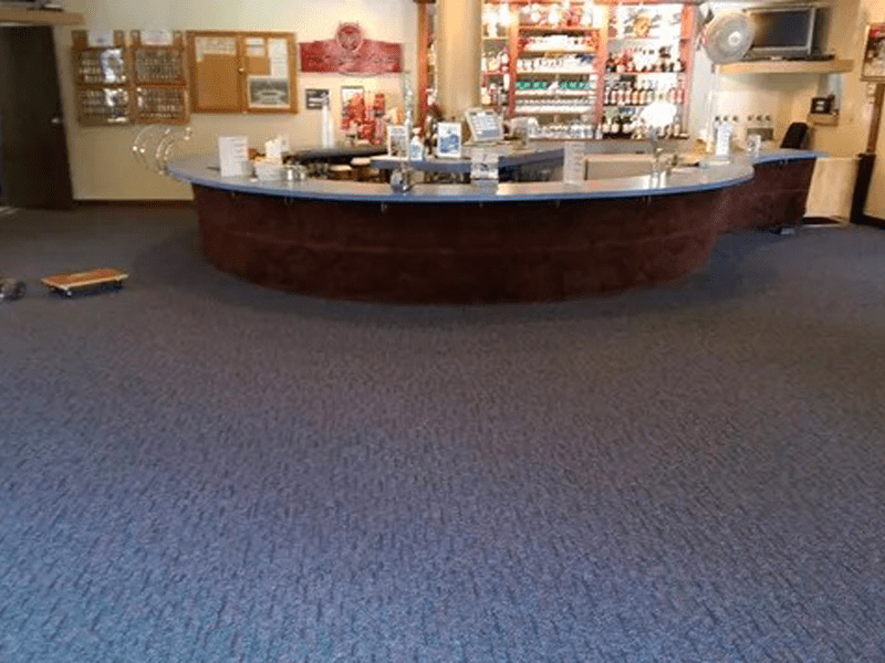 Commercial installation in Buena Ventura Lakes, FL from The Carpet and Tile Center Inc.