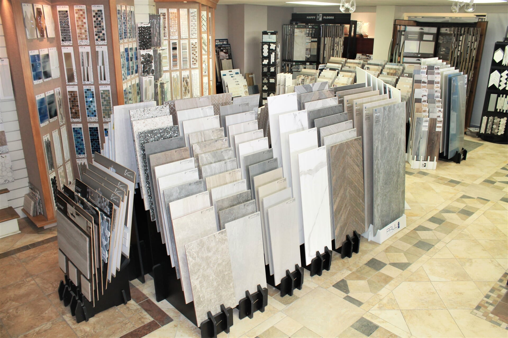 Tile flooring for your Jacksonville, FL home from Carpet Image Services Inc.