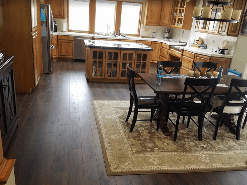 Hardwood flooring from Brothers Flooring in Cheney, WA