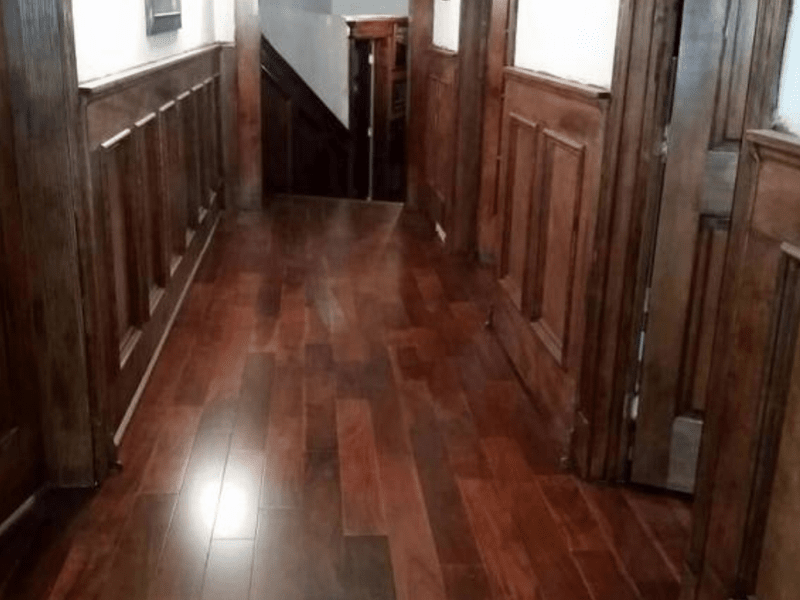 Hardwood flooring from Brothers Flooring in Rathdrum, ID
