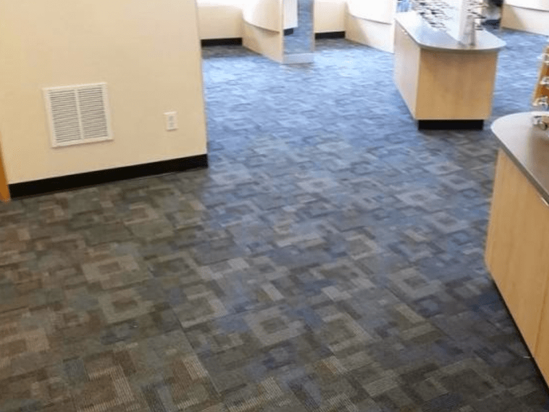 Carpet tiles from Brothers Flooring in Deer Park, WA