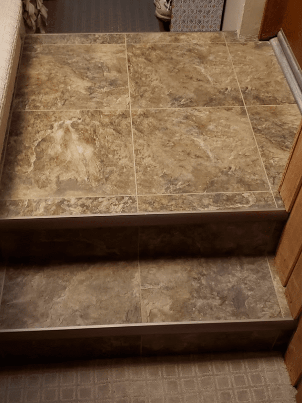 Tile flooring from Brothers Flooring in Coeur d'Alene, ID