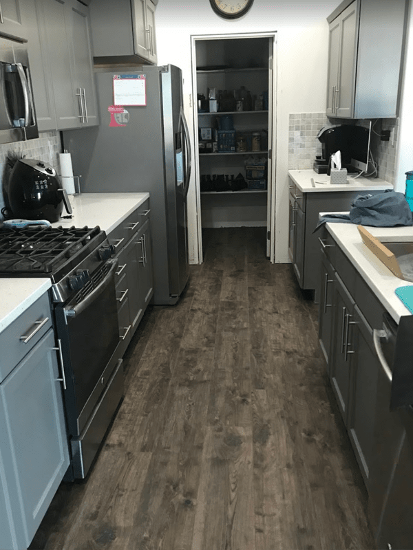 Luxury vinyl plank from Brothers Flooring in Cheney, WA