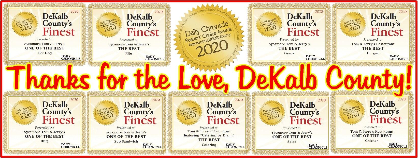 DeKalb County's Finest 2020