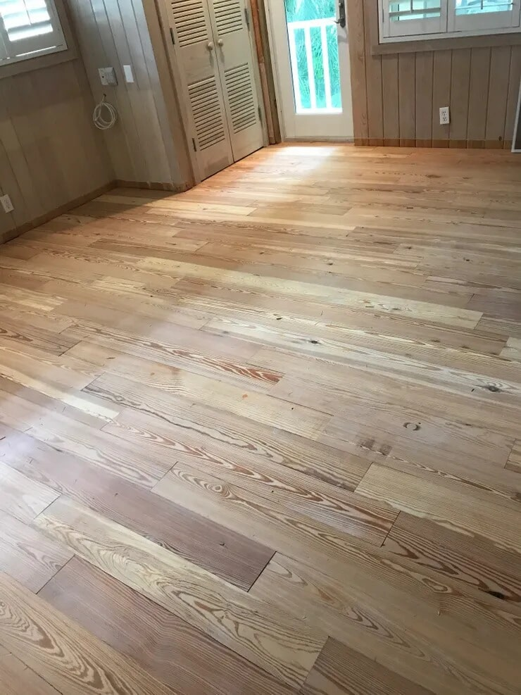 Luxury vinyl plank flooring from Supreme Floors in Cape Coral, FL