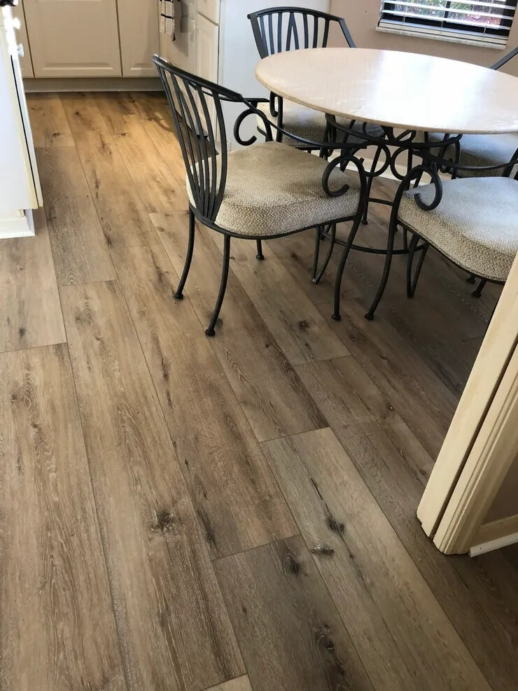 Hardwood flooring from Supreme Floors in Lehigh Acres, FL