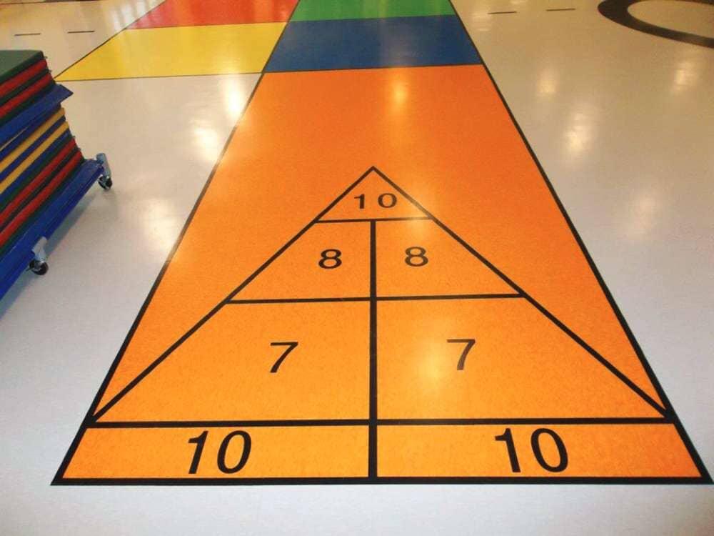 School house flooring installation in Iowa from Hiller Stores