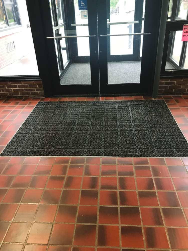 Commercial tile flooring in North Dakota from Hiller Stores